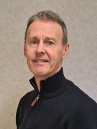Damien McQuillan, Chair of ADEPT Northern Ireland